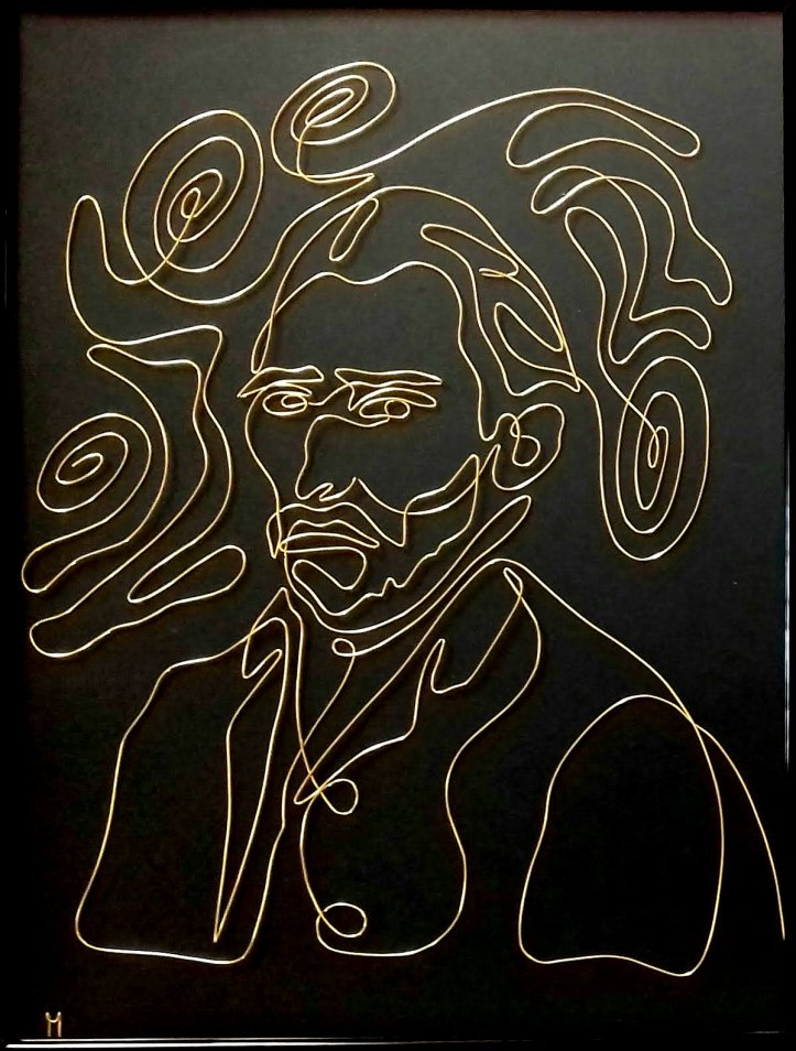 Vincent van Gogh - Self-Portrait 20190323_130624-1