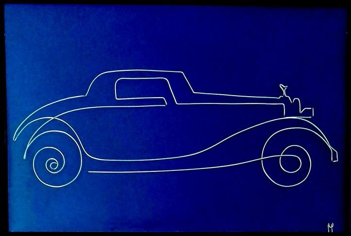 1935 Rolls Royce Phantom II #nymammoth 20190701_103317-1