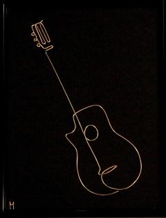 One Line Guitar IMG_5844 x