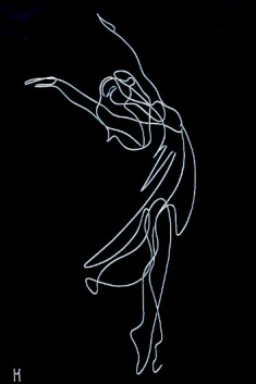 woman dancing #thetechnograph 20190629_100203-1
