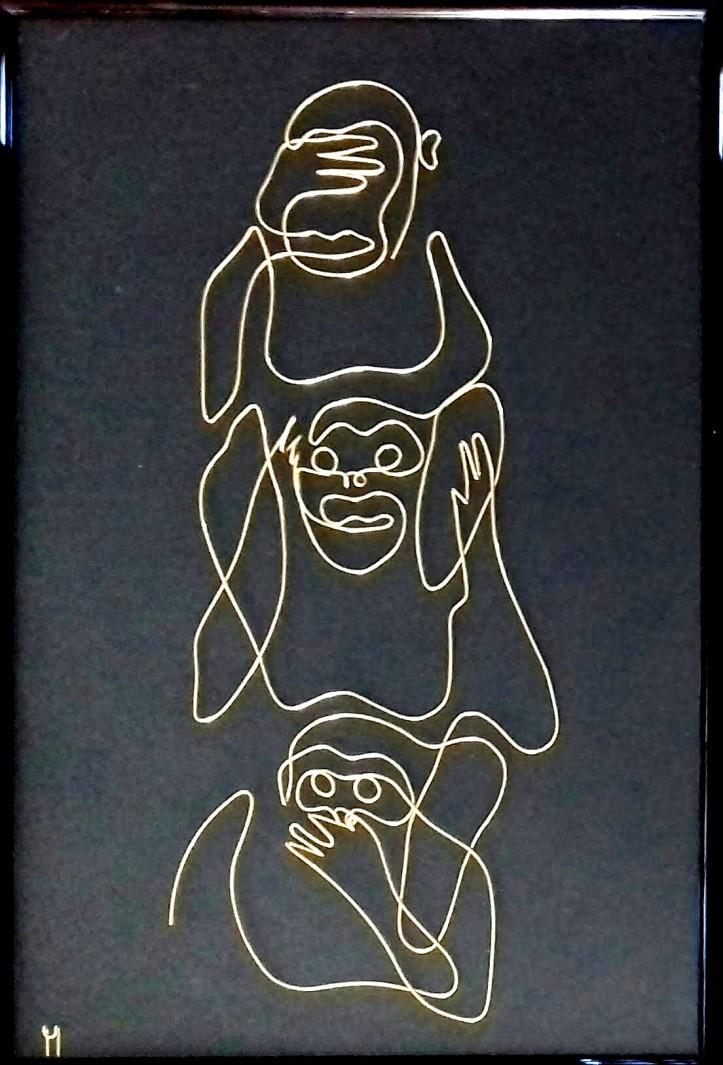 Three wise monkey #unotattoonyc x 20190814_100508-1