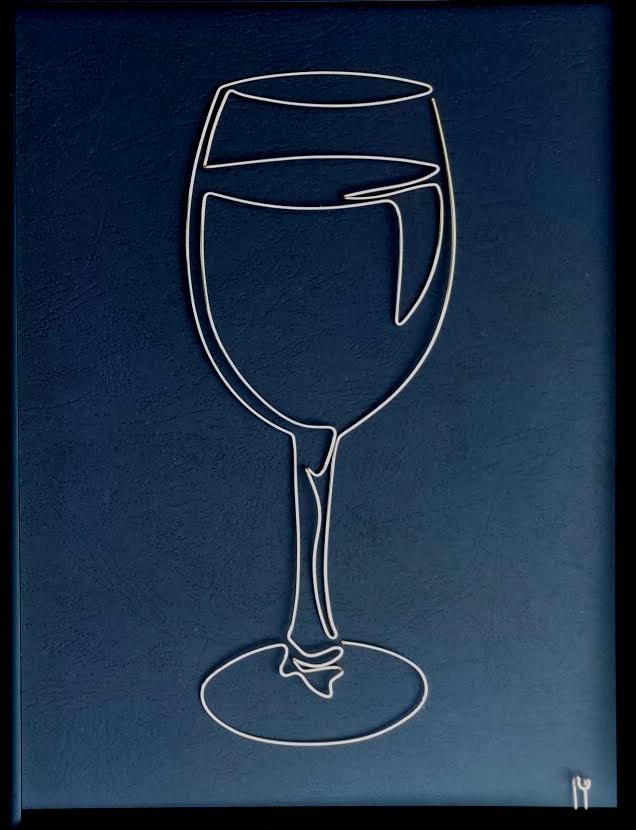 One Line Glass 1626408528120