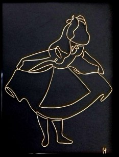 Alice in Wonderland #sophiemorse97 xxx 20200401_124726-1