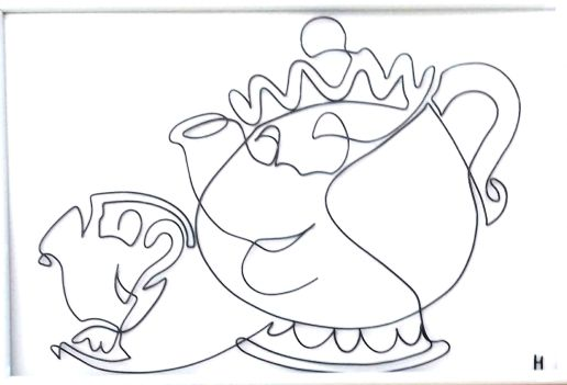 Mrs. Potts and Chip #sophiemorse97 20200401_124029-1