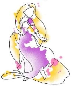 Rapunzel #sophiemorse97