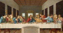 the last supper #pedrovieira.ink 20200403_105912-1 Easter_LastSupper_GU2018