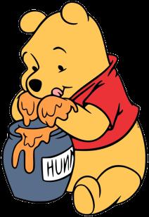 Winnie the Pooh #sophiemorse97 x winnie-the-pooh-honey2