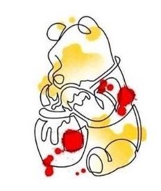 Winnie the Pooh #sophiemorse97 x