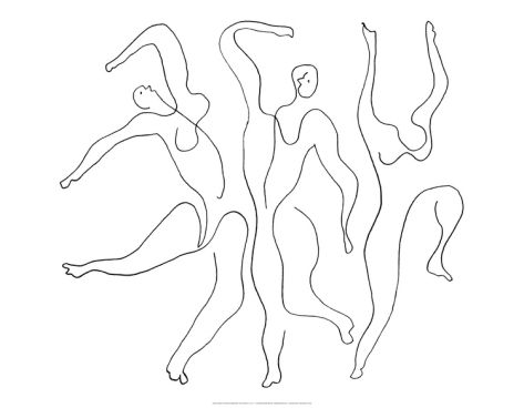 dancers Picasso cd24d34d78376b11b32069542f2b764d