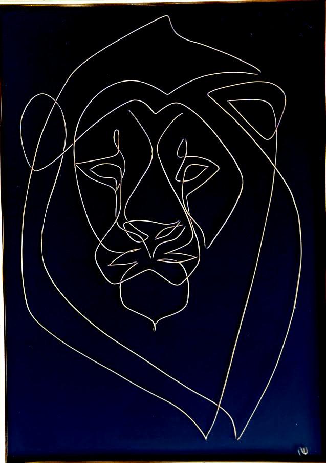 leu lion 678 @moganji