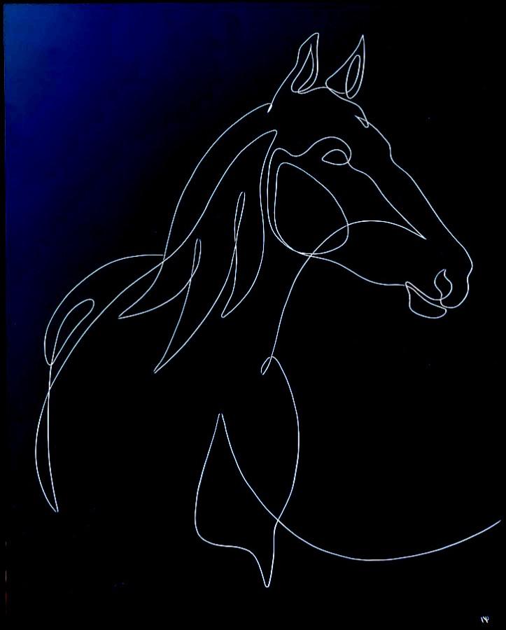 horse @malena IMG_20210805_101026